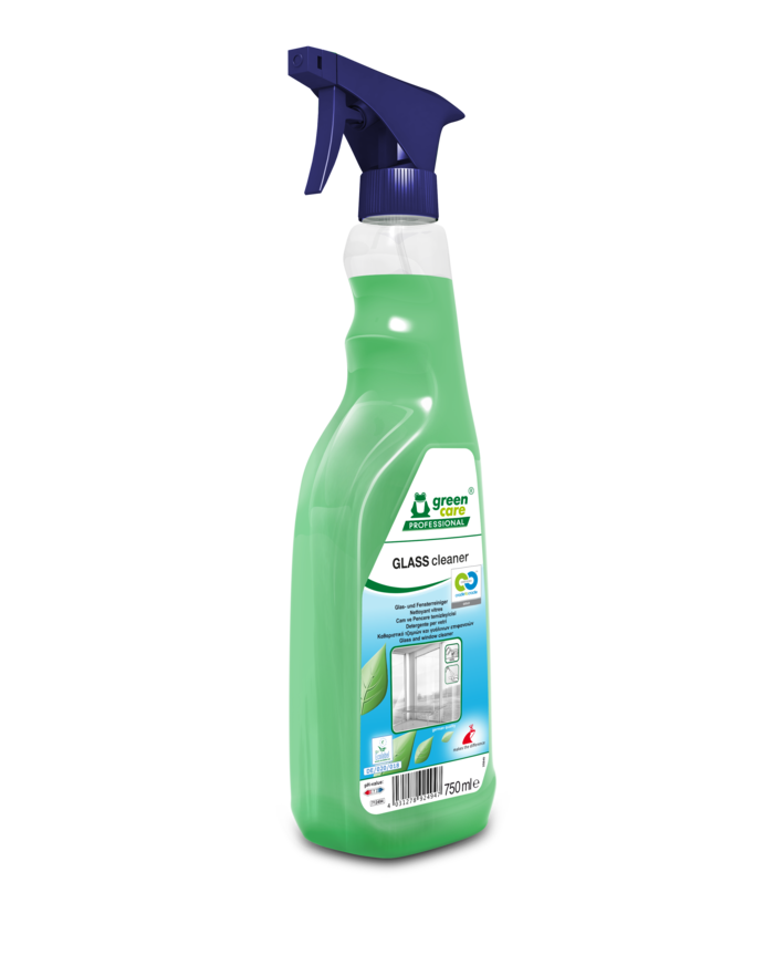 GREEN CARE Glass Cleaner stiklu tīrītājs, 750ml